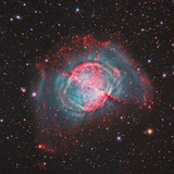 The Dumbbell Nebula Messier 27 (M27  NGC 6853)