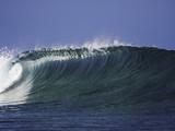 Tavarua Is One of Several Famous Surf Locations Off the Main Island of Viti Levu  Fiji