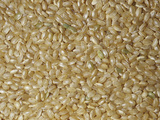 Short Grain Brown Rice (Oryza Sativa)  Native To Southeastern Asia