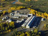 Swanson River Processing Plant  Kenai  Alaska