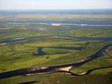The Lena River Near Yakutsk  Siberia  Russia  Sakha Republic  Yakutia  Arctic