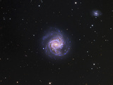 M61  Spiral Galaxy in Virgo