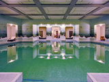 Luxurious Swimming Pool  Umaid Bhawan Palace Hotel  Jodjpur  India
