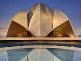 Lotus Temple  Delhi  India