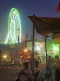 Amusement Rides  Pushkar Fair  India