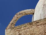 Architecture of Chania  Crete  Greece