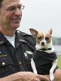 Certified Police Drug Sniffer Dog