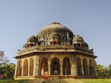 Tomb of Mohammed Shah  Lodhi Gardens  New Delhi  India