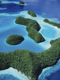 Rock Islands  Palau  Micronesia