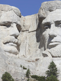 Mount Rushmore National Memorial  South Dakota  USA