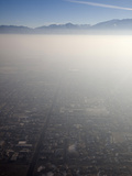 Salt Lake City Is Prone to Atmospheric Inversions and Associated Smog Because of the Dry Air