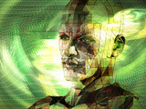Concept of Man in Cyberspace