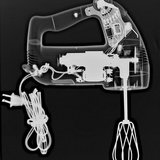 X-Ray of a Hand Mixer