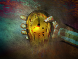 Tick     Tock    Tick    Tock    Concept of Time Running Out