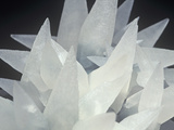 Calcite Photographed under Normal White Light  Brazil  South America