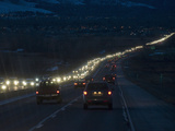 Traffic Congestion at Rush Hour Along the Colorado Front Range Contributes to Climate Change