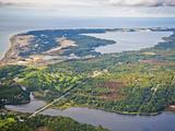Big Sable Point of Lake Michigan  USA