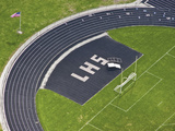 Athletic Field  Ludington  Michigan  USA