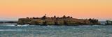 Tatoosh Island from Cape Flattery at Sunrise  Olympic Peninsula