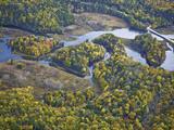 Big Manistee River  Michigan  USA