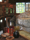 Collection of Beekeeping Devices and Products in Saint-Faust Near Pau  France