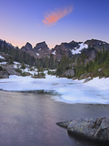 Lila Lake in the Alpine Lakes Wilderness of the Cascade Range
