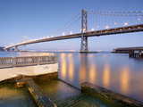 The 10 305 Ft Long West Span of the San Francisco-Oakland Bay Bridge
