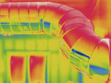 Thermogram - Heating Ducts
