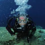Scuba Diver  Mediterranean Sea