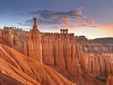 Sunrise over Thor's Hammer  Bryce Canyon National Park  Utah  USA