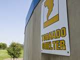A Reinforced Concrete Shelter Provides Protection from Tornadoes and Other Severe Weather