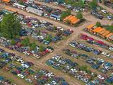 Junk Yard  Michigan  USA