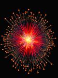 Computer Artwork of Neutrinos