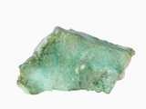 Chrysocolla (Hydrated Copper Silicate)  a Minor Ore of Copper
