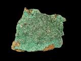 Aurichalcite  Mapimi  Mexico  Specimen Courtesy Jmu Mineral Museum