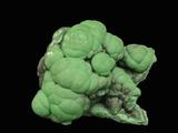 Malachite  Katanga  Congo  Specimen Courtesy Jmu Mineral Museum