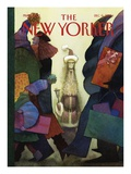The New Yorker Cover - December 6  2004