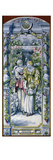 Spring  from a Series of Tile Panels  Designed by Sir Edward Poynter