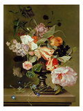 Still Life with Flowers (Oil)