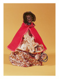 Pedlar Doll  C1860-70 (Mixed Media)