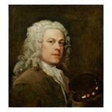 Self Portrait  c1735-40
