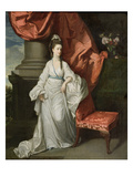 Lady Grant  Wife of Sir James Grant  Bt  1770-80