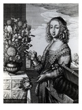 Spring  1641 (Etching)