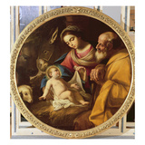 Holy Family (Tondo)