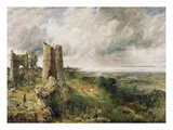 Hadleigh Castle  1829 (Oil on Canvas)