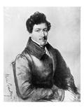 Manuel Garcia the Elder (Pastel on Paper)