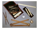 Drawing Instruments Used by Isambard Kingdom Brunel (Photo)