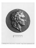 Marie Jean Antoine Nicolas Caritat  Marquis De Condorcet  1831 (Bronze)