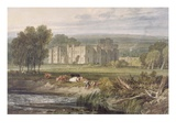 View of Hampton Court  Herefordshire  from the South-East  C1806 (W/C over Graphite on Wove Paper)