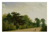 Kensington Gardens  1815 (Oil on Canvas)